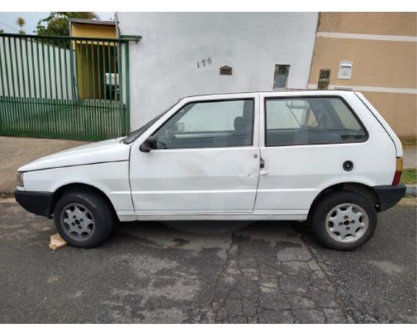 Foto de Fiat/Uno Mille EX 1999/2000