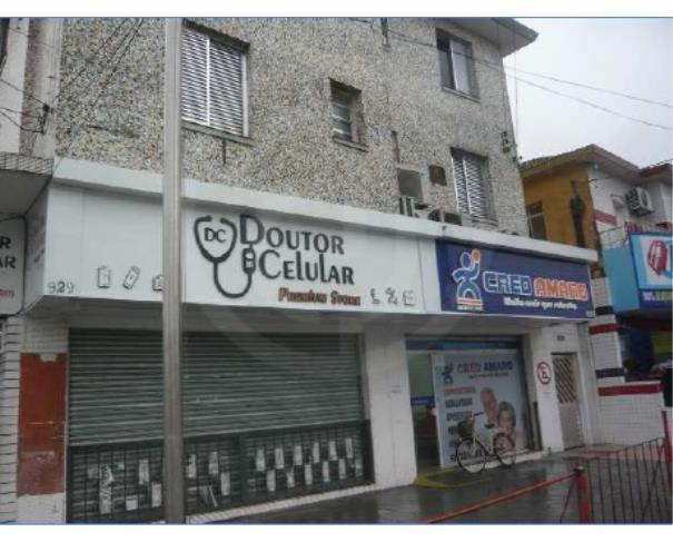 Foto de Condomínio Edifício Fatima I - Guarujá